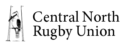 Central North Rugby Union Logo